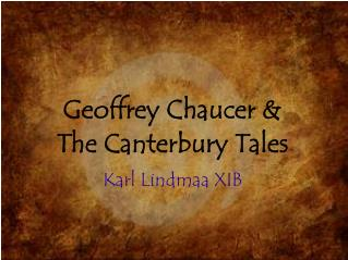 Essay/Term paper: Attitudes toward marriage in chaucer's the canterbury tales