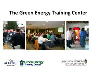 The Green Energy Training Center