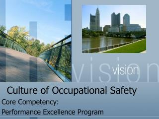 Culture of Occupational Safety