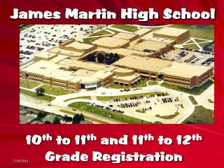 James Martin High School