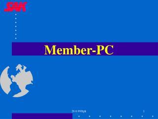 Member-PC