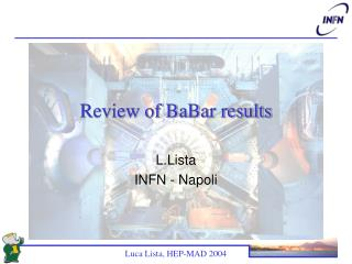 Review of BaBar results