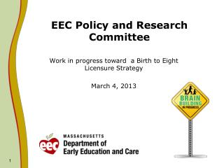 EEC Policy and Research Committee