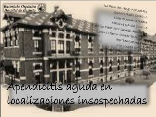 Izaskun del Hoyo Aretxabala Sandra Ruiz Carballo Eider Etxebarria Beitia Maitane García Carrillo Patricia Perez de Vill