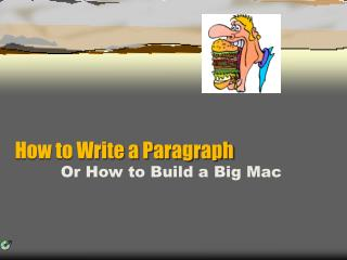 How to Write a Paragraph