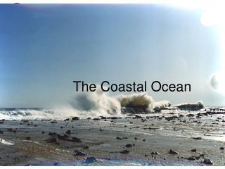 The Coastal Ocean