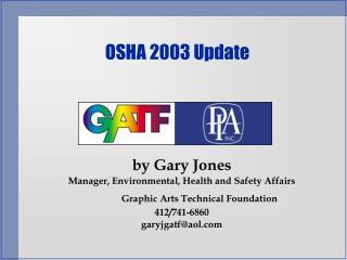 OSHA 2003 Update
