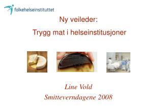 Ny veileder:  Trygg mat i helseinstitusjoner