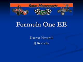 Formula One EE