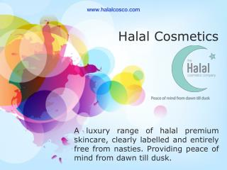 Halal Cosmetics Company - An innovative formula for ethical
