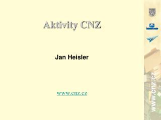 Aktivity CNZ