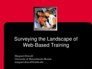 Surveying the Landscape of  Web-Based Training