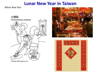 Lunar New Year in Taiwan