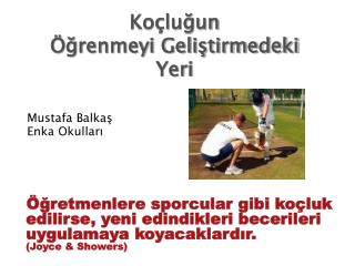 Mustafa Balkaş Enka Okulları