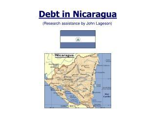 Debt in Nicaragua