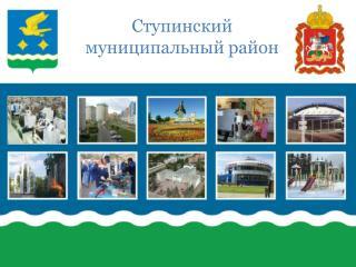 Ступинский  муниципальный район