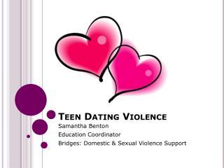 Teen Dating Violence