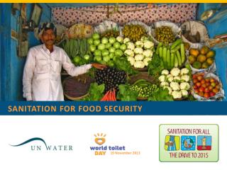 Sanitation for Food Security