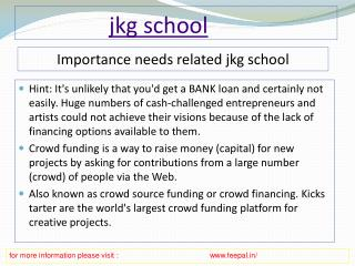 jkg school payment  Gateway Services