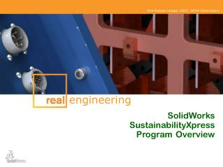 SolidWorks SustainabilityXpress Program Overview