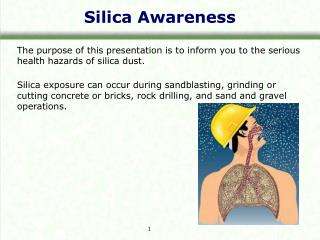 Silica Awareness
