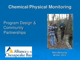 Chemical/Physical Monitoring