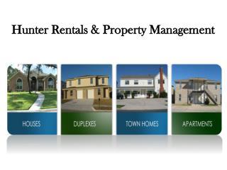 Rental Homes in Killeen TX