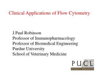 Clinical Applications of Flow Cytometry