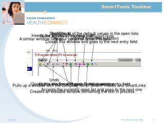 SmartTools Taskbar
