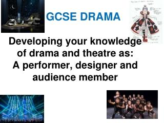 GCSE Drama