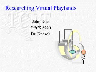 Researching Virtual Playlands