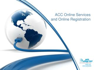 ACC Online Services and Online Registration