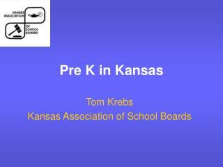 Pre K in Kansas