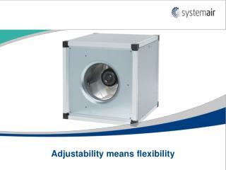 Adjustability means flexibility