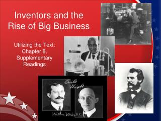 Inventors and the Rise of Big Business