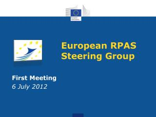 European RPAS Steering Group