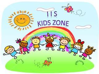 I  I  S  KIDS ZONE