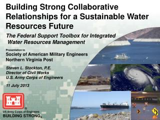 US Army Corps of Engineers BUILDING STRONG �