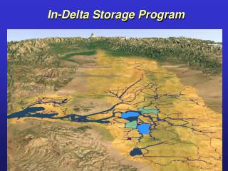 In-Delta Storage Program
