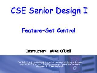 Feature-Set Control