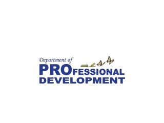 Professional Learning Advisory Council