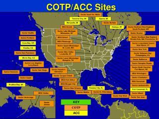 COTP/ACC Sites