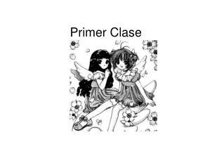 Primer Clase