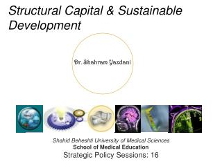 Structural Capital & Sustainable Development
