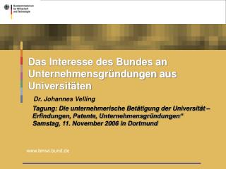 www.bmwi.bund.de