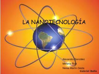 LA NANOTECNOLOG�A