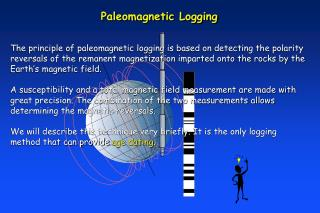 Paleomagnetic Logging