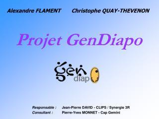 Projet GenDiapo