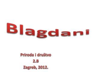 Blagdani