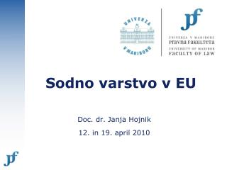 Sodno varstvo v EU